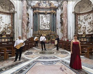 MUSIC IN BERNINI'S ROME with a TRADITIONAL DINNER