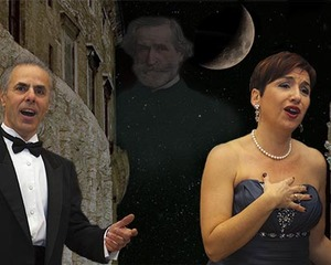 OPERA SERENADES BY NIGHT IN ROME with a TRADITIONAL DINNER