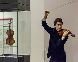 PAGANINI OPERA: CONCERT AND TOUR IN THE STRADA NUOVA MUSEUMS