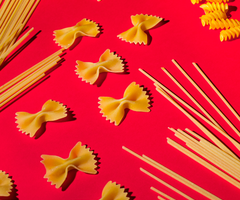 How To Choose The Best Pasta Shape For Different Sauces http://buff.ly/2bZbX8E #pasta #food #tips #howto