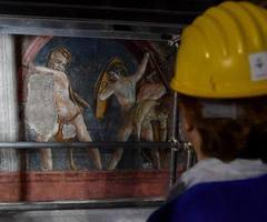 Palazzo Venezia's Hercules Room will be restored! The Room will be also opened to public from September during four-month-long work http://buff.ly/2bbOMoZ  #news #Rome #Italy #art #PalazzoVenezia