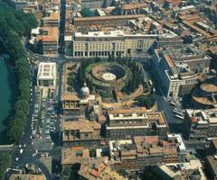 Giant mausoleum in Rome that held the remains of the emperor Augustus to be restored after decades of neglect! http://buff.ly/2iJWCXg  #Rome #Augustus #news