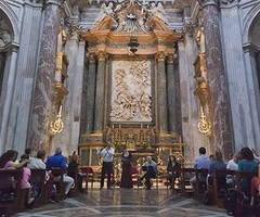 Upcoming #event in #Rome #MUSIC IN #BERNINI'S ROME   September 3 at 6:30pm  Guided #tour in English of Sant'Agnese in Agone, jewel of Roman Baroque #architecture, and a #Baroque music #concert on original instruments. An unmissable experience during your #trip in Rome Info & online tickets: http://buff.ly/1Kw8HKP #italy #travel #opera #igtravel #goitaly #museum #travelgram #travelingram #worlderlust #tour #romephoto #touritaly #italy_vacations