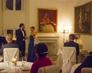 Christmas Concert: Opera and Aperitif at Palazzo Pamphilj